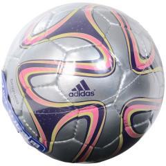 adidas(アディダス)サッカー フットサルボール ブラズーカフットサル 3号球 AFF3802SL ジュニア フットサル3号 シルバー