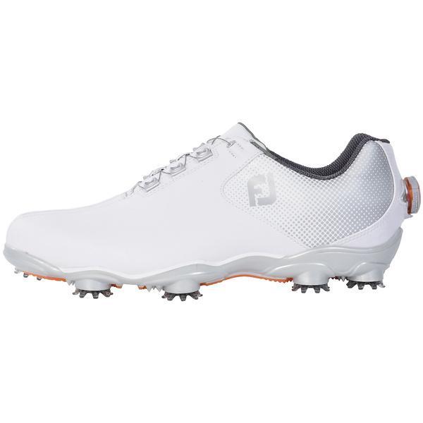 (送料無料)FOOTJOY(フットジョイ)ゴルフ メンズゴルフシューズ 17 DNA ボア WT/SV W265 53330W265 メンズ W265 WHT/SLV