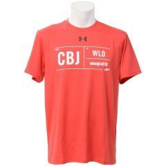 UNDER ARMOUR(アンダーアーマー)バスケットボール BJリーグ UA JETS TECH TEE 1319203 メンズ RED