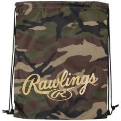 Rawlings(ローリングス)野球 ショルダーバッグ チームバッグ マルチバック BBP7S18A-GCAMO グリーン