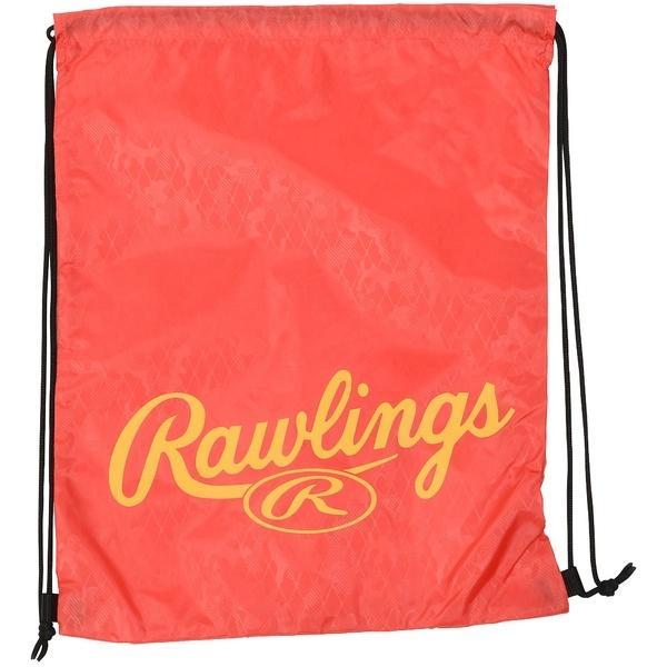 Rawlings(ローリングス)野球 ショルダーバッグ チームバッグ マルチバック BBP7S18A-RD レッド