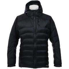 (送料無料)MIZUNO(ミズノ)トレッキング アウトドア 厚手ジャケット ブレスサーモ クロスヒートダウンジャケット A2ME754509 メンズ ブラック