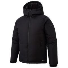 (送料無料)MIZUNO(ミズノ)トレッキング アウトドア 厚手ジャケット ブレスサーモ ベルグテックHWダウンジャケット A2ME754309 メンズ ブラック