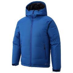 (送料無料)MIZUNO(ミズノ)トレッキング アウトドア 厚手ジャケット ブレスサーモ ベルグテックHWダウンジャケット A2ME754327 メンズ インペリアルブルー
