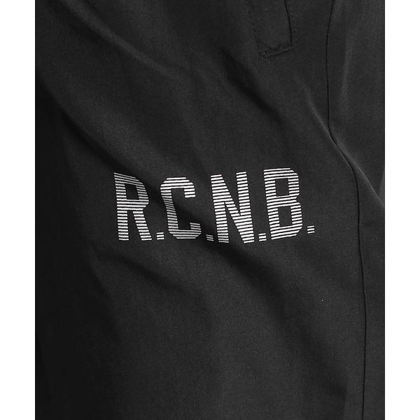 Number(ナンバー)ランニング メンズウェア ウィンドロングパンツ NB-S18-302-006 メンズ ブラック