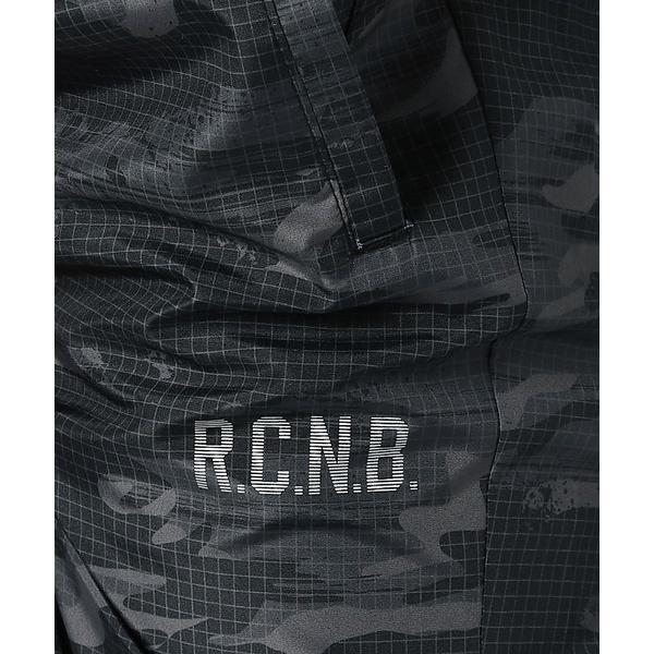 (セール)Number(ナンバー)ランニング レディースウェア レディースウィンドロングパンツ NB-S18-302-021 レディース カモリップブラック