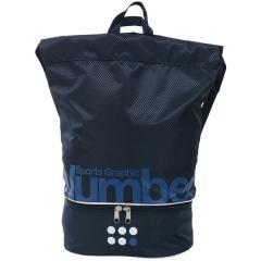 (セール)Number(ナンバー)スイミング プールバック 巻きタオル 二重底バッグ NB-S18-301-001 ジュニア FREE ブルー