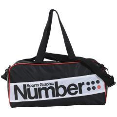 <LOHACO> Number(ナンバー)スイミング プールバック 巻きタオル ドラムバッグ NB-S18-301-003 ジュニア FREE ブラック画像