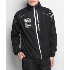 (セール)Number(ナンバー)メンズスポーツウェア ウインドアップジャケット クロスジャケット NB-S18-305-001 メンズ ブラック