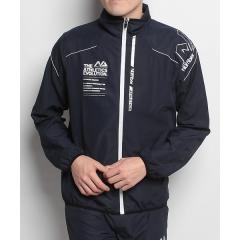 (セール)Number(ナンバー)メンズスポーツウェア ウインドアップジャケット クロスジャケット NB-S18-305-001 メンズ ネイビー