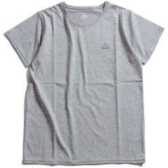 (セール)TARAS BOULBA(タラスブルバ)トレッキング アウトドア 半袖Tシャツ レディース 半袖Tシャツ TB-S18-401-014 GRY レディース グレー