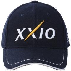 (セール)XXIO(ゼクシオ)ゴルフ アクセサリー ウールキャップ XMH7120 ネイビー XMH7120 メンズ ネイビー