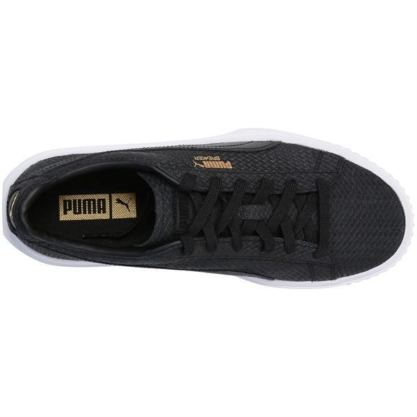 (送料無料)PUMA(プーマ)シューズ カジュアル プーマ ブレーカー スウェード 36607701 メンズ ブラック