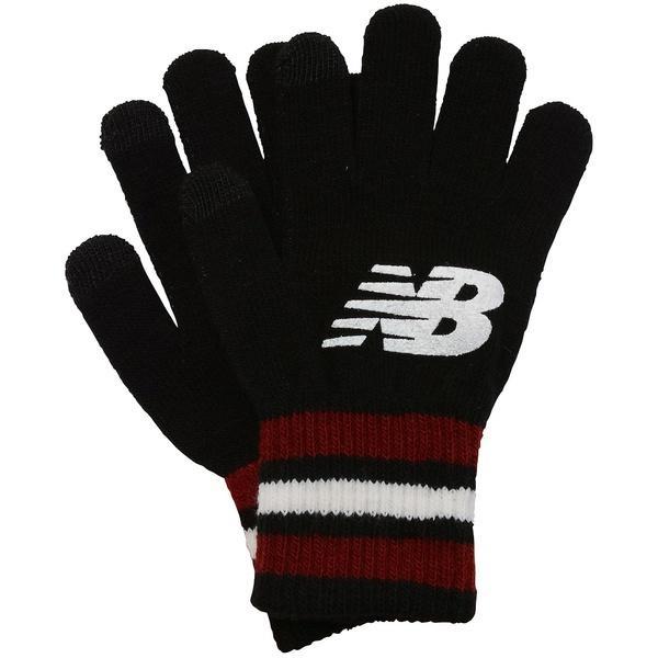 New Balance(ニューバランス)スポーツアクセサリー 防寒雑貨 ニットグローブ JAOL7795BK ブラック