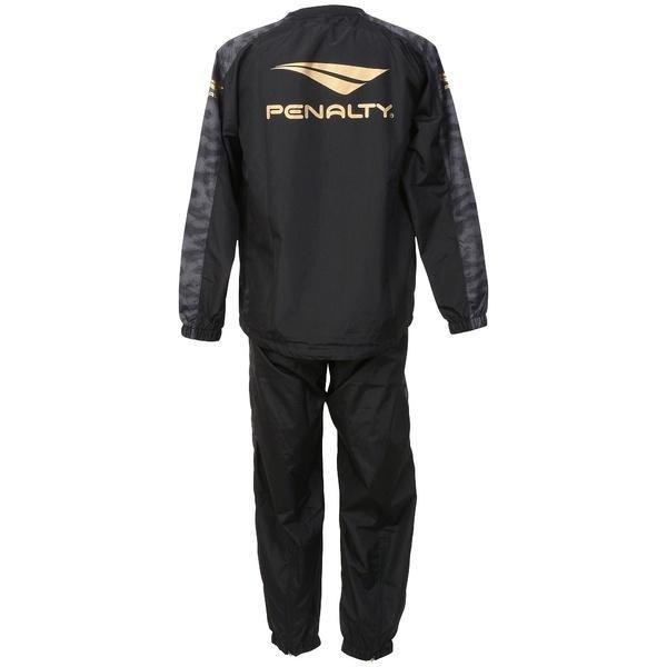 (送料無料)PENALTY(ペナルティ)サッカー ピステ ピステスーツ PO7517_30 ブラック