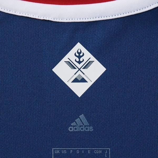(セール)adidas(アディダス)サッカー 日本代表 日本代表 ホームレプリカユニフォーム半袖 DRN93 CV5638 メンズ ナイトブルー F13/ホワイト
