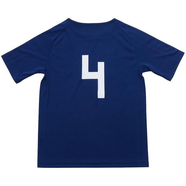 (セール)adidas(アディダス)サッカー 日本代表 KIDS サッカー日本代表 ホームレプリカTシャツ NO4 CZO77 CJ3984 ボーイズ ブルー