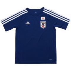 (セール)adidas(アディダス)サッカー 日本代表 KIDS サッカー日本代表 ホームレプリカTシャツ NO7 CZO79 CJ3986 ボーイズ ブルー