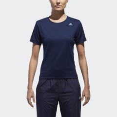 (セール)adidas(アディダス)レディーススポーツウェア Tシャツ W D2Mトレーニング定番ロゴワンポイント半袖Tシャツ EUD14 CX3663 レディース カレッジネイビー