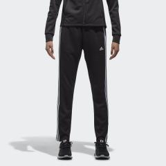 <LOHACO> (セール)adidas(アディダス)レディーススポーツウェア ウォームアップパンツ W ADIDAS 24/7 マイクロボーダーウォームアップパンツ EUA33 CX4504 レディース ブラック画像