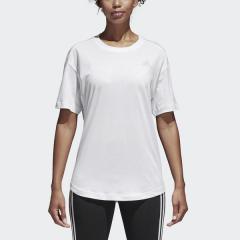 (セール)adidas(アディダス)レディーススポーツウェア スポーツカジュアルトップス W ID バックリニア半袖TEE ELI16 CV4587 レディース ホワイト