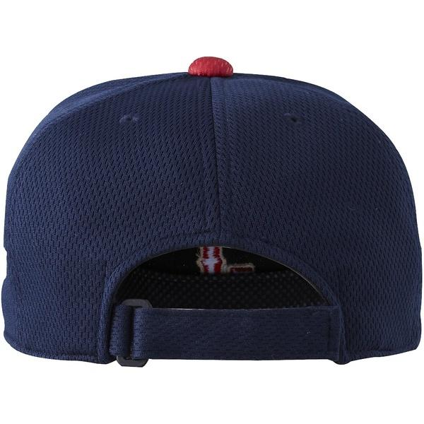 ASICS(アシックス)野球 プロ野球 レプリカキヤツプ(カクマルカタ)BAC710.50 メンズ FM ネイビー
