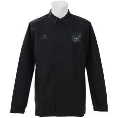 (送料無料)adidas(アディダス)サッカー 海外クラブ ナショナルチーム ロシア代表 ZNEウーブンジャケット DSD80 CF0559 メンズ ブラック