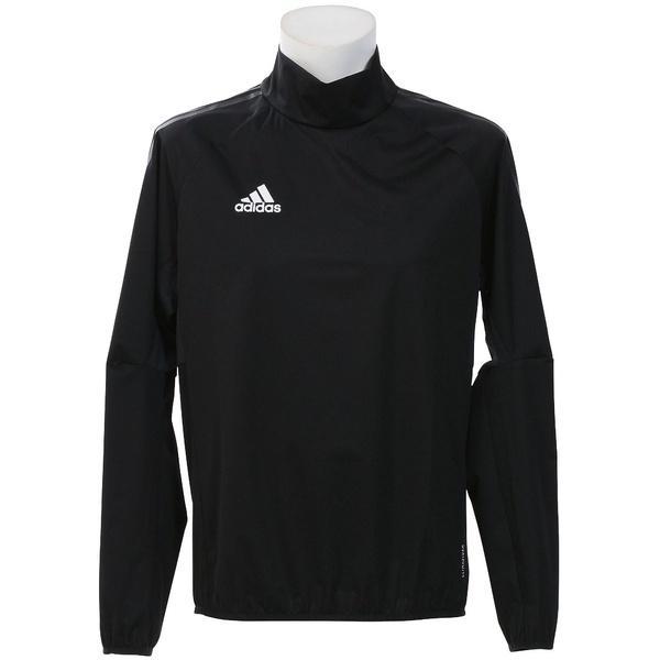 (送料無料)adidas(アディダス)サッカー ピステ CONDIVO18 レインピステトップ DJV40 CF4354 メンズ ブラック/ホワイト