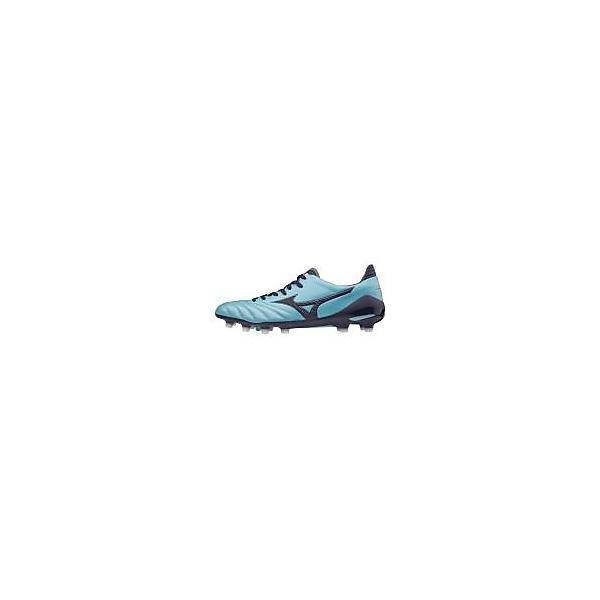 (送料無料)MIZUNO(ミズノ)サッカー スパイク MORELIA NEO II P1GA185014 ブルーxネイビー