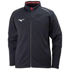 (セール)MIZUNO(ミズノ)サッカー ウォームアップ MOトレイジャーシャツ P2MC800509 ブラック