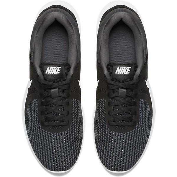 (セール)NIKE(ナイキ)ランニング レディースジョギングシューズ ナイキ ウィメンズ レボリューション 4 908999-001 レディース ブラック/ホワイト/アンスラサイト