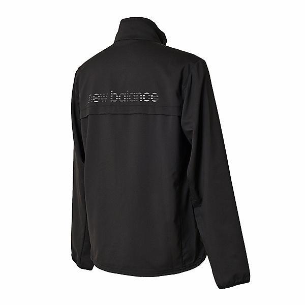 (セール)New Balance(ニューバランス)ランニング メンズウインド R360 ストレッチウーブンジャケット JMJR8107BK メンズ ブラック