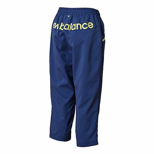 (送料無料)New Balance(ニューバランス)ランニング レディースショーツ パンツ W R360 ストレッチクロップウーブンパンツ JWPR8115VTI レディース ビンテージインディゴ
