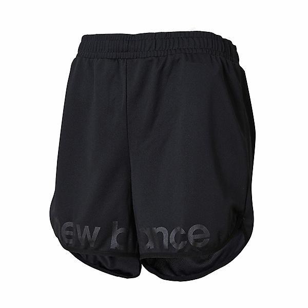 (セール)New Balance(ニューバランス)ランニング レディースショーツ パンツ W R360 5インチグラフィックランショーツ JWSR8122BK レディース ブラック