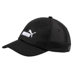 PUMA(プーマ)スポーツアクセサリー 帽子 トレーニング メッシュキャップ JR 02159603 ボーイズ YT ブラック/ホワイト