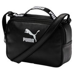 PUMA(プーマ)スポーツアクセサリー その他バッグ プライム ミニ レポーター P 07516201 レディース ブラック/プーマ ホワイト