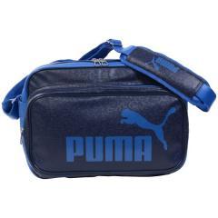 PUMA(プーマ)スポーツアクセサリー エナメルバッグ トレーニング PU ショルダー M 07537004 メンズ ピーコート/ターキッシュ シー