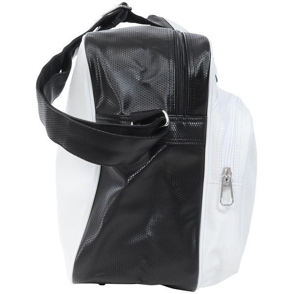 (送料無料)PUMA(プーマ)スポーツアクセサリー エナメルバッグ トレーニング PU ショルダー L 7537103 メンズ ホワイト/ブラック