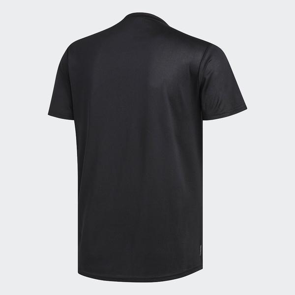 adidas(アディダス)ランニング メンズ半袖Tシャツ RESPONSE半袖TシャツM EEO04 CE7263 メンズ ブラック