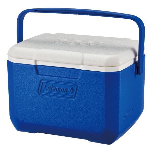 (セール)COLEMAN(コールマン)キャンプ用品 ハードクーラー10L未満 テイク6(ブルー) 2000033009