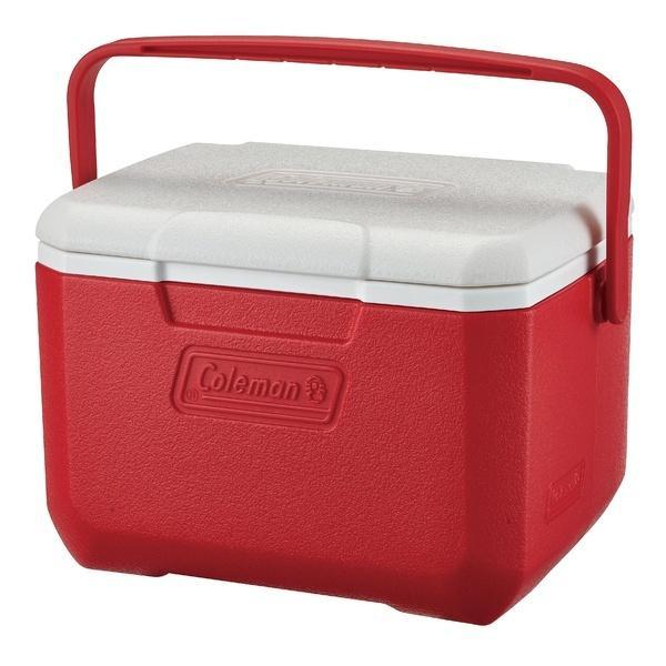 (セール)COLEMAN(コールマン)キャンプ用品 ハードクーラー10L未満 テイク6(レッド) 2000033010