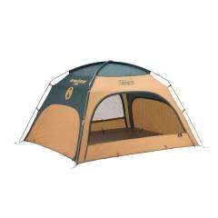 (セール)COLEMAN(コールマン)キャンプ用品 サンシェード スクリーンIG゛シェード(グリーン/ベージュ) 2000033128