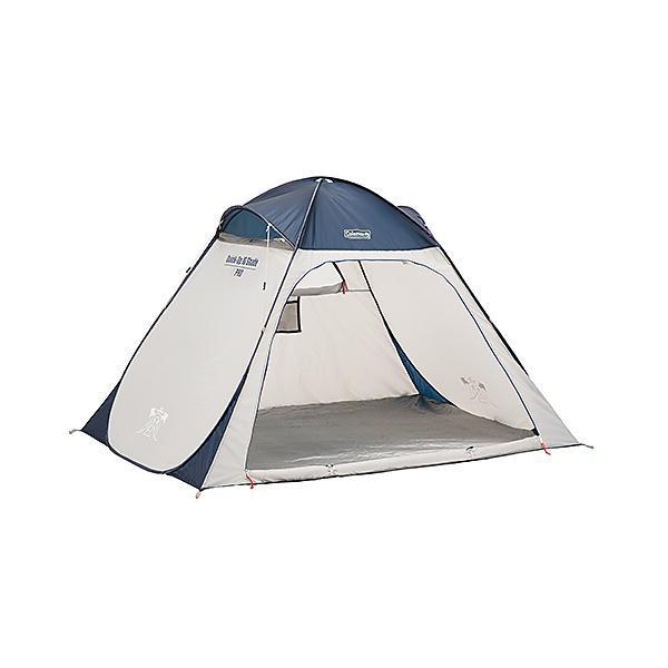 (セール)COLEMAN(コールマン)キャンプ用品 サンシェード クィツクアップIGシェード(ネイビー/グレー) 2000033132