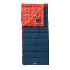 (送料無料)COLEMAN(コールマン)キャンプ用品 スリーピングバッグ 寝袋 封筒型 コージー/C5(レッド) 2000032340