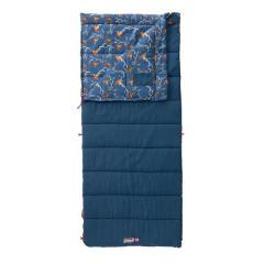 <LOHACO> (セール)COLEMAN(コールマン)キャンプ用品 スリーピングバッグ 寝袋 封筒型 コージー/C10(ネイビー) 2000032341画像