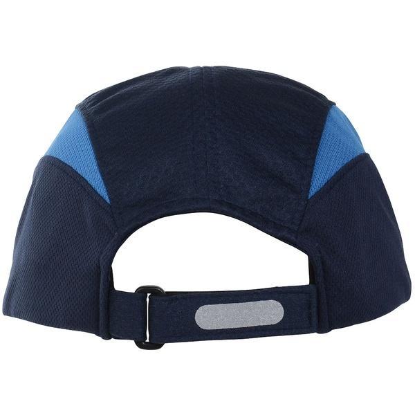 (セール)Number(ナンバー)ランニング キャップ メッシュキャップ NB-Y18-302-128 メンズ FREE ネイビー/ブルー