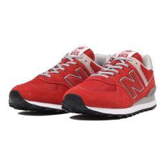 (セール)(送料無料)New Balance(ニューバランス)シューズ カジュアル ML574ERD D ML574ERD D メンズ TEAM RED