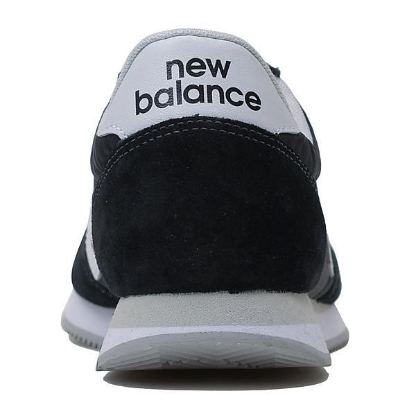 (セール)New Balance(ニューバランス)シューズ カジュアル U220BK D U220BK D レディース BLACK