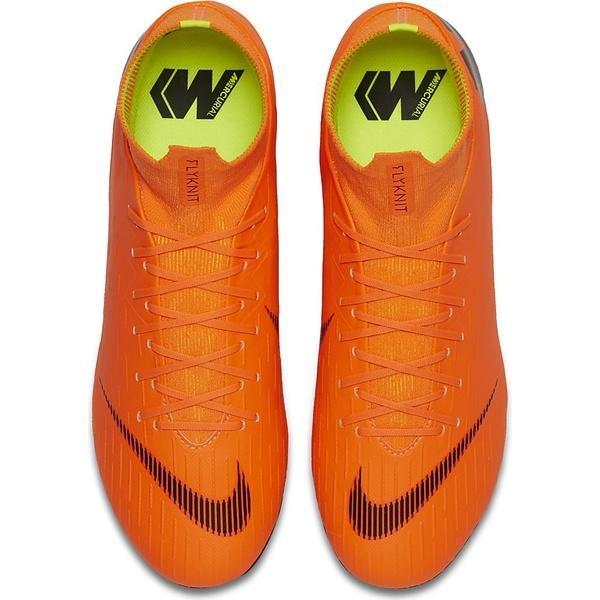 (セール)(送料無料)NIKE(ナイキ)サッカー スパイク ナイキ スーパーフライ 6 PRO AG-PRO AH7367-810 トータルオレンジ/ホワイト/トータルオレンジ/ボルト