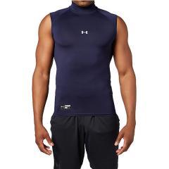 UNDER ARMOUR(アンダーアーマー)野球 ノースリーブTシャツ 19S UA HG ARMOUR COMP SL MOCK 1313254 410 メンズ MDN